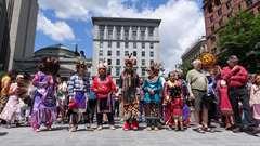 Montréal façonnée par la diversité culturelle : les Premières Nations
