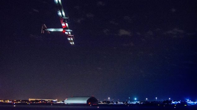 Le Solar Impulse 2 survole l'Atlantique vers l'Europe (20 juin)