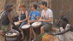 De Drummondville à Dakar, pour l'amour de la musique