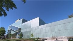 Ouverture d'un nouveau pavillon au Musée national des beaux-arts du Québec