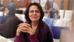 La Canadienne Homa Hoodfar hospitalisée en Iran