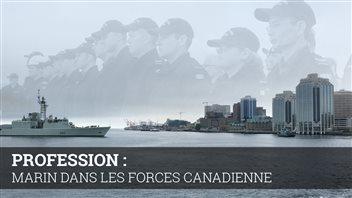 Profession : marin dans les forces canadiennes