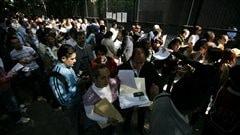 Abolition des visas pour les Mexicains: entre inquiétude et soulagement