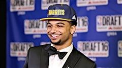 Jamal Murray, 7e choix des Nuggets