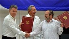 Accord de cessez-le-feu historique en Colombie