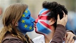 Le couple Royaume-Uni-Europe