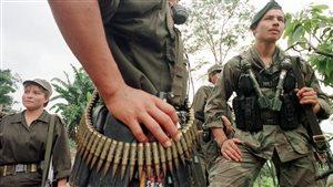 L'histoire des FARC en 10moments marquants
