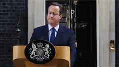 Le Brexit pousse David Cameron vers la sortie