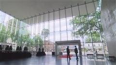 Le pavillon Pierre Lassonde: bâtiment durable grâce à sa structure de verre