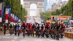Moins de montagnes au Tour de France 2017