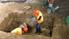 Un campement de 12 000 ans mis au jour au Nouveau-Brunswick