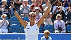 Cibulkova en finale à Eastbourne