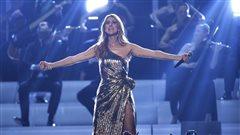 Céline Dion renoue avec le public français