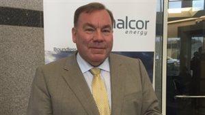 Stan Marshall, PDG de Nalcor Energy.