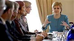 Brexit : l'Écosse veut «protégersa place dans l'Union européenne»