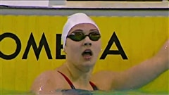 Kylie Masse en rodage pour Rio