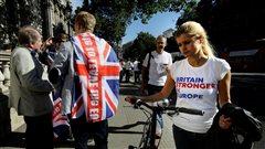 Près de trois millions de Britanniques veulent un nouveau référendum