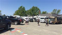 Premier rassemblement provincial de la Fédération de camping et caravaning au Témiscamingue