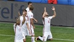 La Pologneen quarts de finale