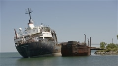 Le cargo Kathryn Spirit menace de se renverser