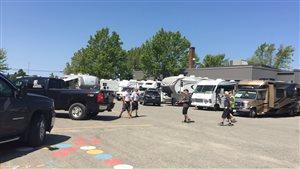 Rassemblement provincial de la Fédération québécoise de camping et de caravaning à Ville-Marie