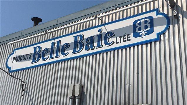 Usine des Produits Belle Baie