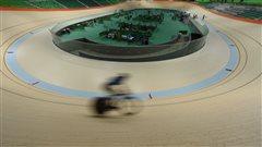 Rio inaugure un vélodrome inachevé