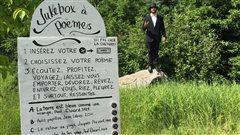 Randonnée exploratoire:l'art envahit le parc des Pionniers de Baie-Comeau