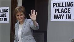 Brexit : l'Écosse pourrait opposer son veto, dit sa première ministre