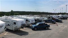 Rassemblement de camping:des retombées économiques deplus de 20000$ à Baie-Comeau