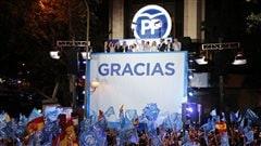 Espagne: victoire du Parti populaire sur fond d'impasse politique