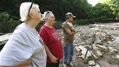 Catastrophe naturelle en Virginie-Occidentale: plus de pluie prévue