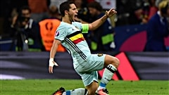 La Belgique et l'Allemagne en démonstration, la France assure le nécessaire