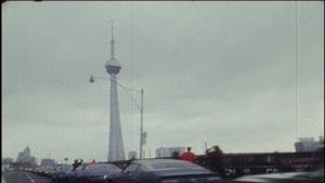 La Tour CN en 1976.