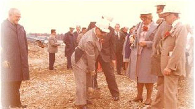 Lebel-sur-Quévillon est incorporée en municipalité le 6 août 1965