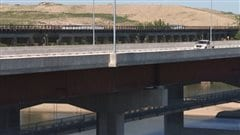 Un pont Gordie-Howe à Saskatoon