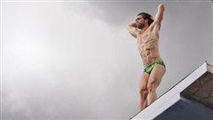 Le plongeur Maxim Bouchard s'élancera de la tour à Rio