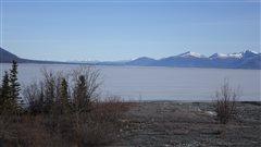 Yukon: des terrains sur le bord de l'eau rendus inaccessibles