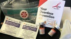 L'antidote au fentanyl maintenant offert gratuitement en Ontario