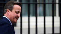 Cameron pressé par l'Europe pour officialiser le Brexit