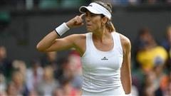 Muguruza prend la route du deuxième tour à Wimbledon