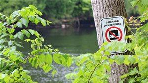 Deux personnes ont perdu la vie la semaine dernière dans la rivière Montmorency.
