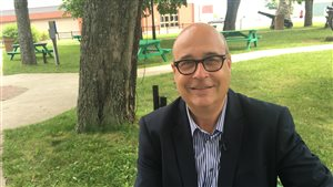 Jean Dubé, le septième candidat dans la course à la direction du Parti progressiste-conservateur du Nouveau-Brunswick