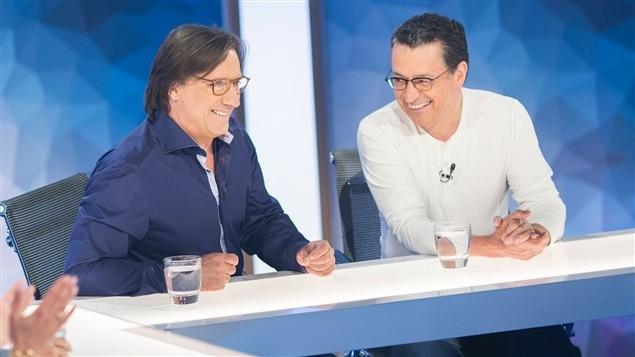 Entrevue avec Daniel Vézina et Normand Laprise