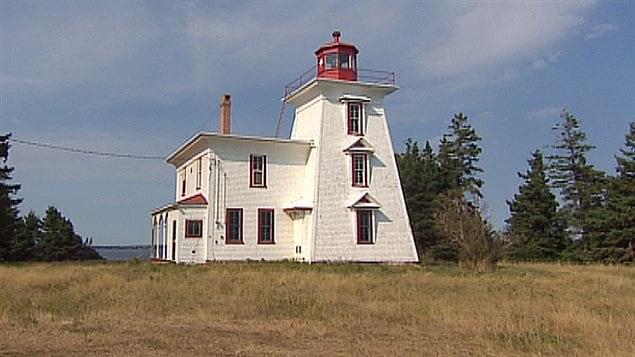 Le phare de Blockhouse Point, Î.-P.-É.