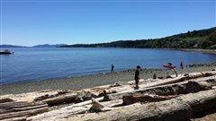 Une sécheresse touche la partie sud de l'île de Vancouver
