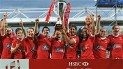 Rugby féminin :la voie du Canada tracée à Rio