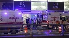 Explosions à l'aéroport d'Istanbul, au moins dix morts