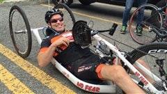 700 km à vélo pour la randonnée Jimmy Pelletier