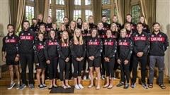 Le Canada enverra 26 athlètes en aviron à Rio